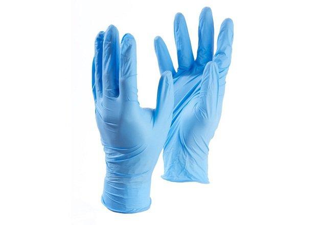 Перчатки одноразовые нитриловые для мастера, размеры, отзывы, купить в  интернет-магазине Nailone