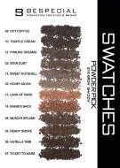Тени для бровей BeSpecial «POWDER PICK» Eye-Brow Shadow