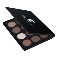 Палетка теней для бровей BeSpecial «POWDER PICK» Eye-Brow Shadow, 12 цветов